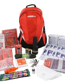 Quick View Survival Gear Emergency Zone Deluxe Bug Out
