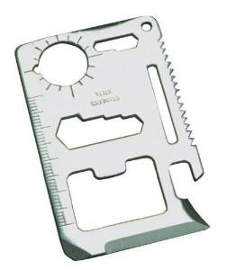 11 in 1 survival tool